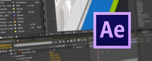 Formation After Effects niveau 1