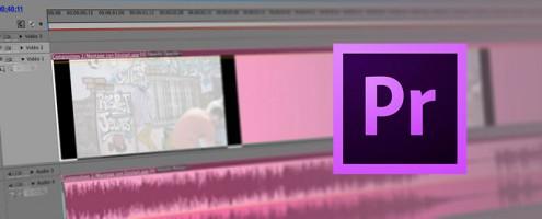 Formation Adobe Premiere niveau 1