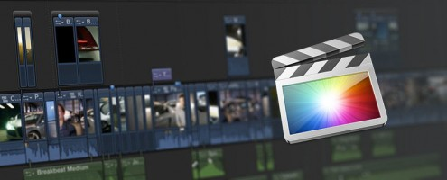 Formation Final Cut Pro niveau 1