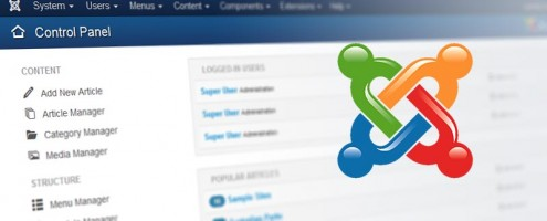 Formation Joomla Administrateur