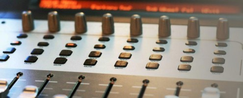 Formation Mixage et Mastering