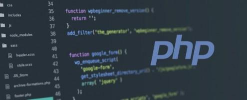 Formation PHP et SQL