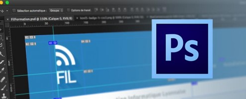 Formation Adobe Photoshop pour le web