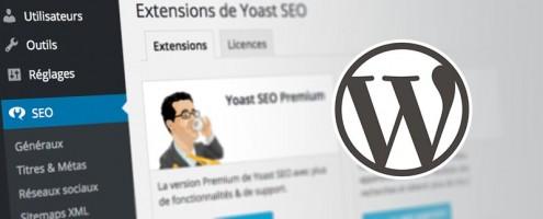 Formation Le référencement avec Wordpress