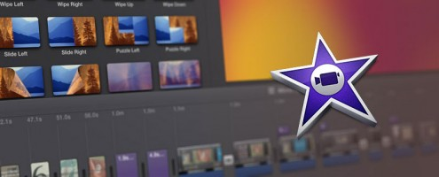 Formation iMovie niveau 1