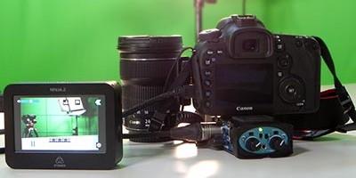 Formation Chroma Key (tournage vidéo sur écran vert)